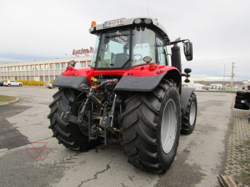 Traktor типа Massey Ferguson MF 6715 S Dyna-VT Exclusive, Vorführmaschine в Schwechat (Фотография 4)