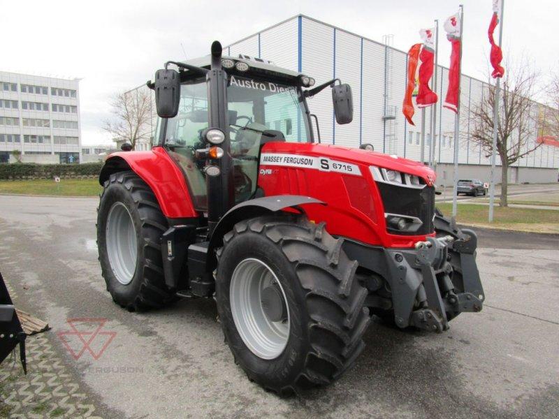 Traktor типа Massey Ferguson MF 6715 S Dyna-VT Exclusive, Vorführmaschine в Schwechat (Фотография 1)