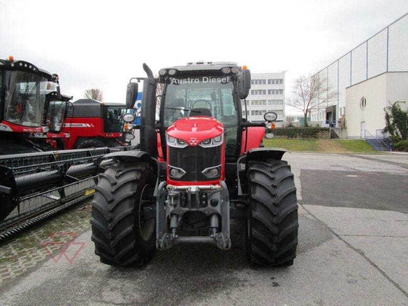 Traktor типа Massey Ferguson MF 6715 S Dyna-VT Exclusive, Vorführmaschine в Schwechat (Фотография 3)