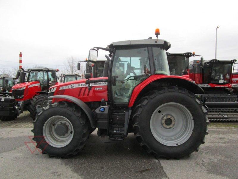 Traktor типа Massey Ferguson MF 6715 S Dyna-VT Exclusive, Vorführmaschine в Schwechat (Фотография 7)
