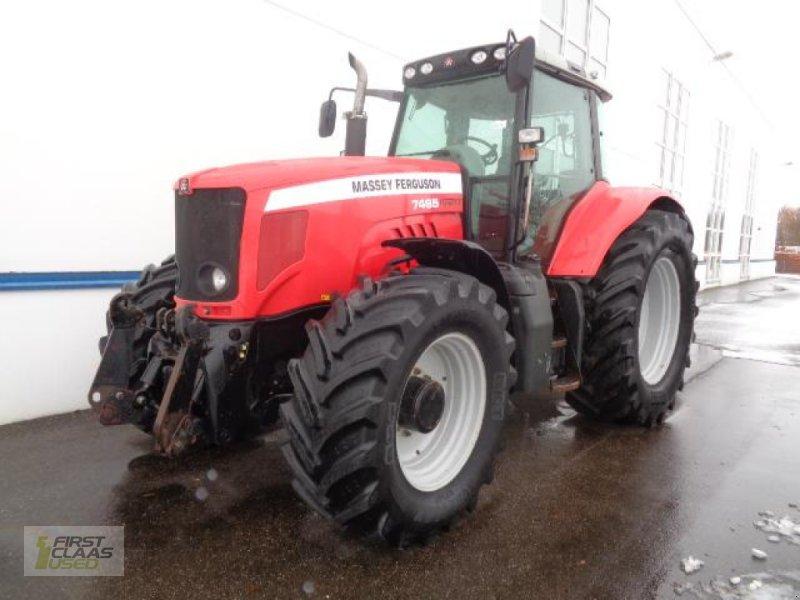 Traktor des Typs Massey Ferguson MF 7485 Dyna VT, Gebrauchtmaschine in Langenau (Bild 1)