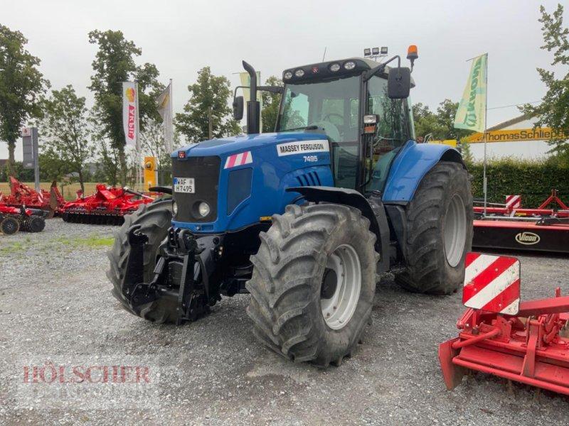 Traktor des Typs Massey Ferguson MF 7495, Gebrauchtmaschine in Warendorf (Bild 2)