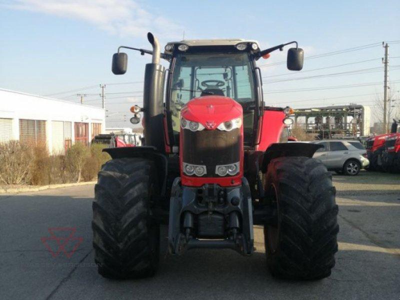 Traktor des Typs Massey Ferguson MF 7624 Dyna-VT Efficient, Gebrauchtmaschine in Schwechat (Bild 5)