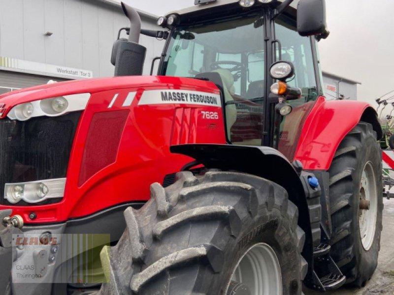 Traktor des Typs Massey Ferguson MF 7626 Dyna 6, Gebrauchtmaschine in Vachdorf (Bild 1)