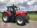 Traktor des Typs Massey Ferguson MF 7718 S Dyna-6 in Oederan