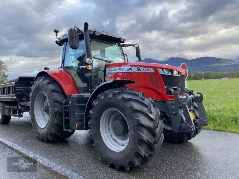 Traktor типа Massey Ferguson MF 7719 S Dyna-VT Exclusive (Stage V), Gebrauchtmaschine в Rankweil (Фотография 1)