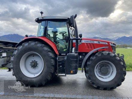 Traktor des Typs Massey Ferguson MF 7719 S Dyna-VT Exclusive (Stage V), Gebrauchtmaschine in Rankweil (Bild 6)