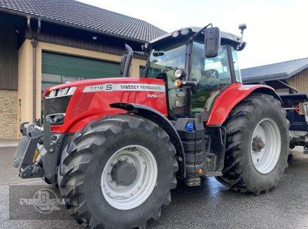 Traktor des Typs Massey Ferguson MF 7719 S Dyna-VT Exclusive (Stage V), Gebrauchtmaschine in Rankweil (Bild 8)