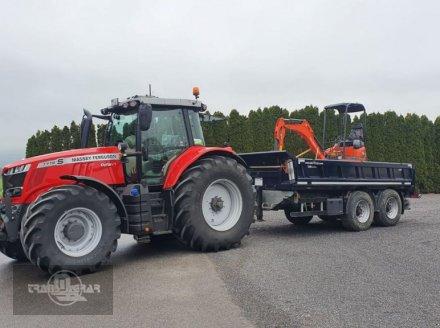 Traktor des Typs Massey Ferguson MF 7719 S Dyna-VT Exclusive (Stage V), Gebrauchtmaschine in Rankweil (Bild 4)
