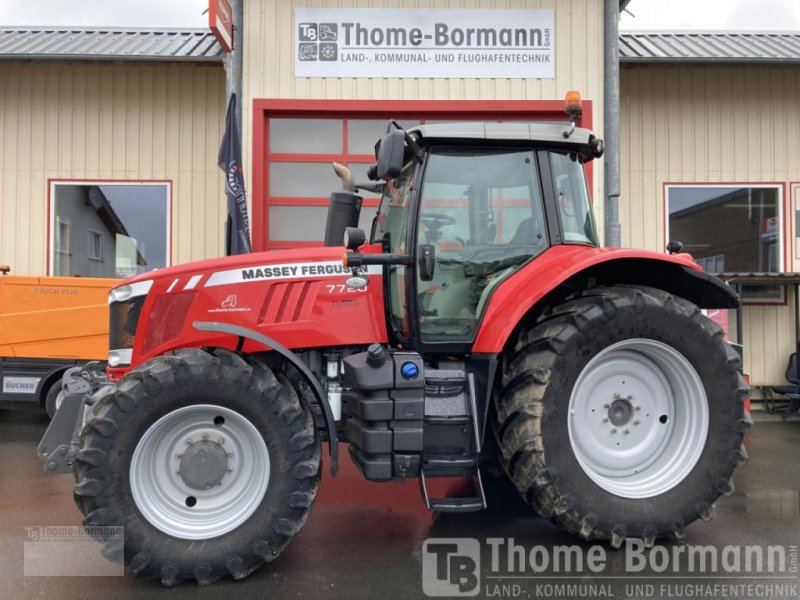 Traktor typu Massey Ferguson MF 7720 Dyna-6 Effi, Gebrauchtmaschine w Prüm (Zdjęcie 1)