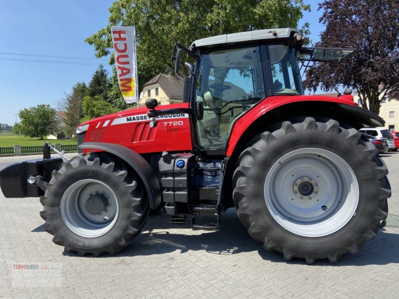 Traktor tip Massey Ferguson MF 7720 Dyna-6 Efficient, Neumaschine in Jud. Timiş (Poză 7)