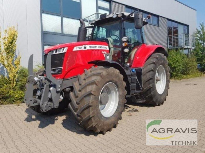 Traktor des Typs Massey Ferguson MF 7722 S DYNA-VT EXCLUSIVE, Gebrauchtmaschine in Nienburg (Bild 1)