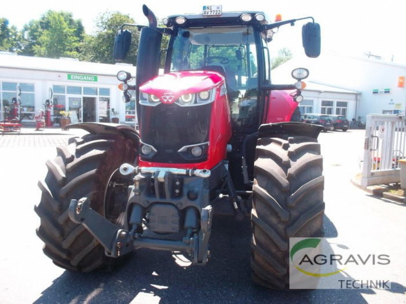 Traktor типа Massey Ferguson MF 7722 S DYNA-VT EXCLUSIVE, Gebrauchtmaschine в Gyhum-Nartum (Фотография 9)