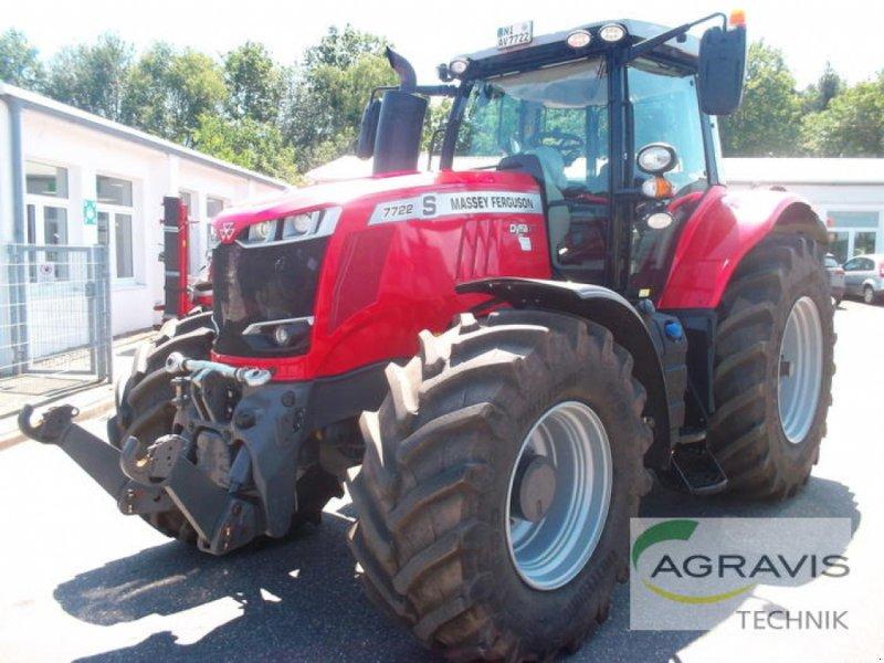 Traktor типа Massey Ferguson MF 7722 S DYNA-VT EXCLUSIVE, Gebrauchtmaschine в Gyhum-Nartum (Фотография 10)