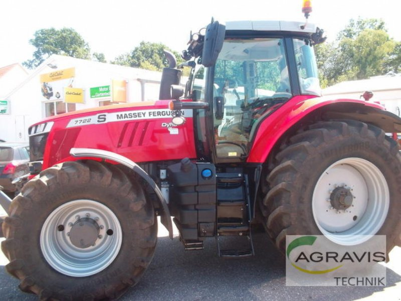 Traktor типа Massey Ferguson MF 7722 S DYNA-VT EXCLUSIVE, Gebrauchtmaschine в Gyhum-Nartum (Фотография 14)