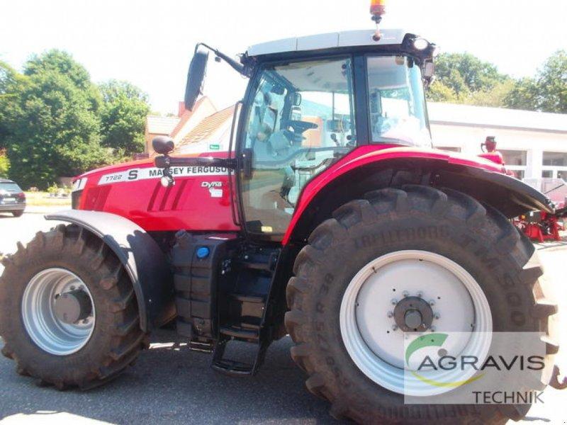 Traktor типа Massey Ferguson MF 7722 S DYNA-VT EXCLUSIVE, Gebrauchtmaschine в Gyhum-Nartum (Фотография 15)