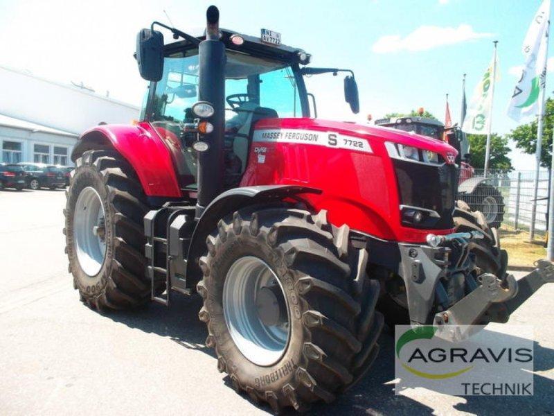 Traktor типа Massey Ferguson MF 7722 S DYNA-VT EXCLUSIVE, Gebrauchtmaschine в Gyhum-Nartum (Фотография 6)