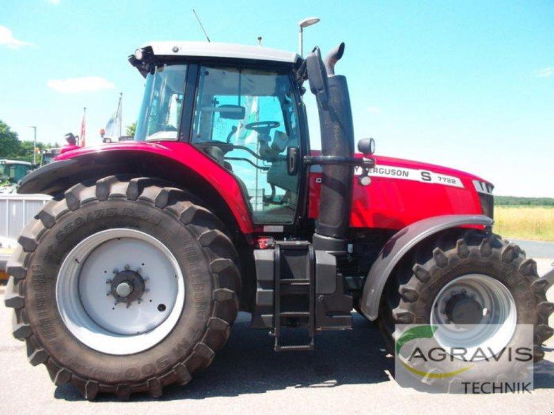 Traktor типа Massey Ferguson MF 7722 S DYNA-VT EXCLUSIVE, Gebrauchtmaschine в Gyhum-Nartum (Фотография 5)