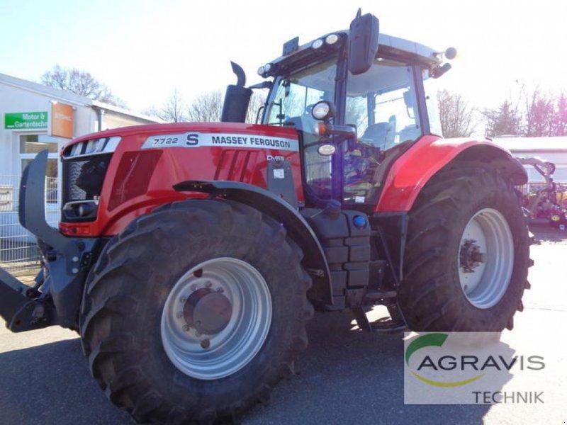 Traktor типа Massey Ferguson MF 7722 S DYNA-VT EXCLUSIVE, Gebrauchtmaschine в Gyhum-Nartum (Фотография 1)