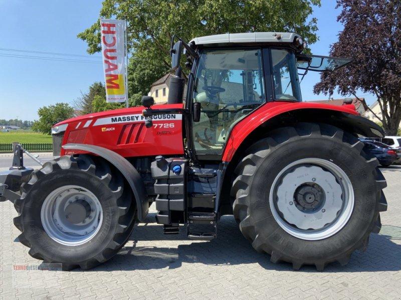 Traktor tip Massey Ferguson MF 7726 Dyna-6 Essential, Neumaschine in Jud. Timiş (Poză 6)