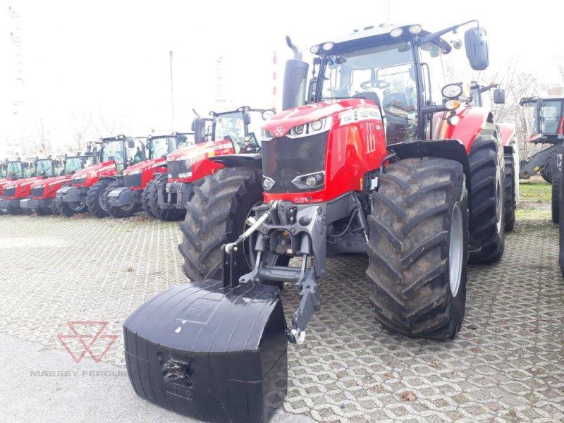 Traktor des Typs Massey Ferguson MF 7726 S Exclusive, Gebrauchtmaschine in Schwechat (Bild 1)