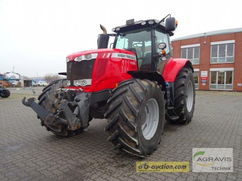 Traktor des Typs Massey Ferguson MF 7726, Gebrauchtmaschine in Uelzen (Bild 1)