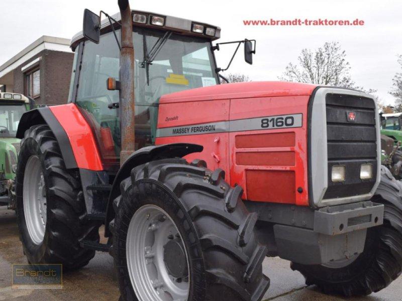 Traktor des Typs Massey Ferguson MF 8160 Dynashift 6, Gebrauchtmaschine in Bremen (Bild 1)
