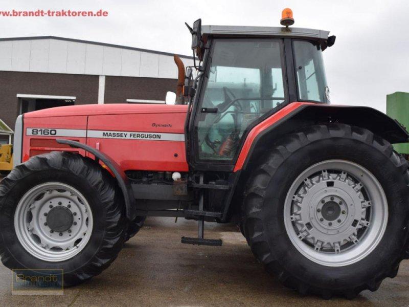 Traktor типа Massey Ferguson MF 8160 Dynashift, Gebrauchtmaschine в Bremen (Фотография 1)