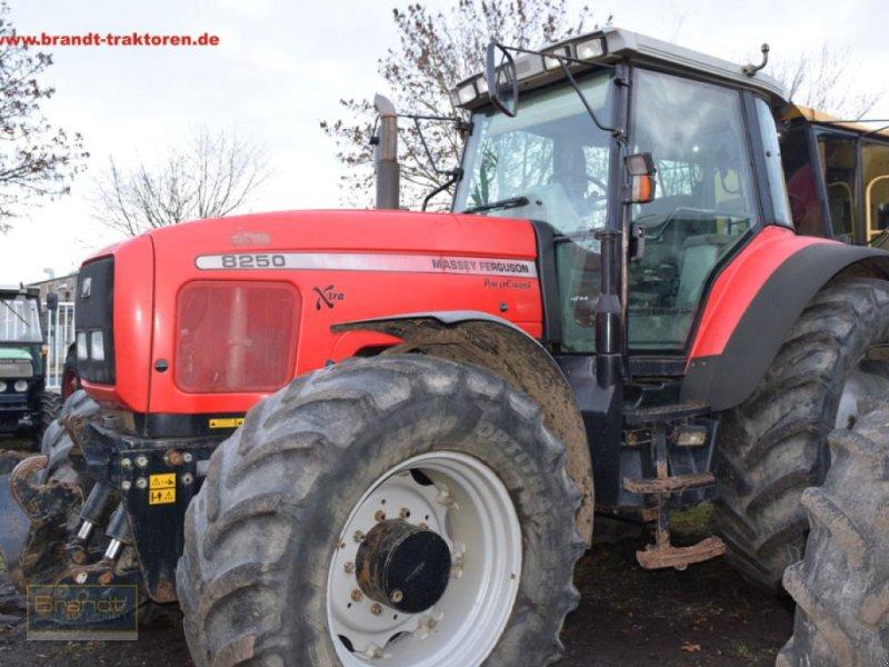 Traktor типа Massey Ferguson MF 8250, Gebrauchtmaschine в Bremen (Фотография 2)