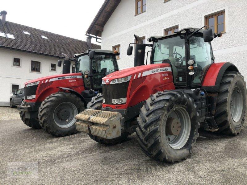 Traktor des Typs Massey Ferguson MF 8650 Dyna-VT, Gebrauchtmaschine in Bad Leonfelden (Bild 1)