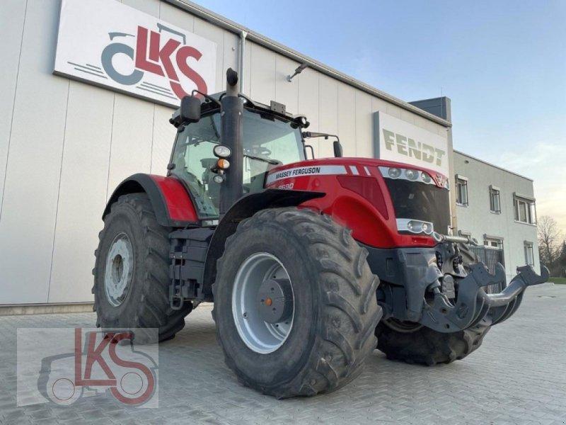 Traktor des Typs Massey Ferguson MF 8690 EXCELLENCE, Gebrauchtmaschine in Starkenberg (Bild 1)