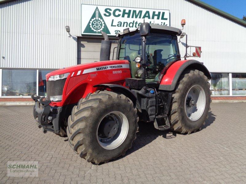 Traktor des Typs Massey Ferguson MF 8690, Gebrauchtmaschine in Oldenburg in Holstein (Bild 1)