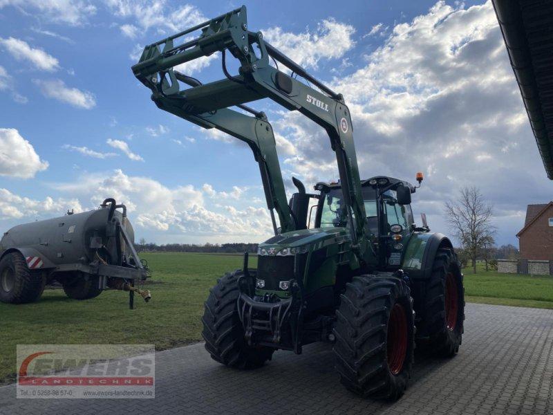 Traktor des Typs Massey Ferguson MF 8727 Dyna VT, Gebrauchtmaschine in Salzkotten (Bild 1)