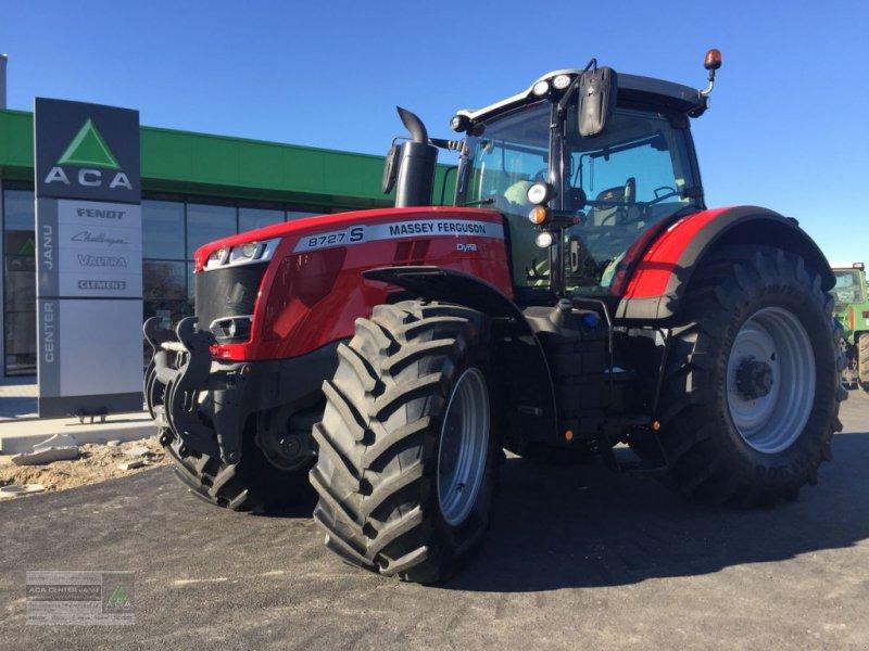 Traktor des Typs Massey Ferguson MF 8727 S Exclusive, Gebrauchtmaschine in Gerasdorf (Bild 1)
