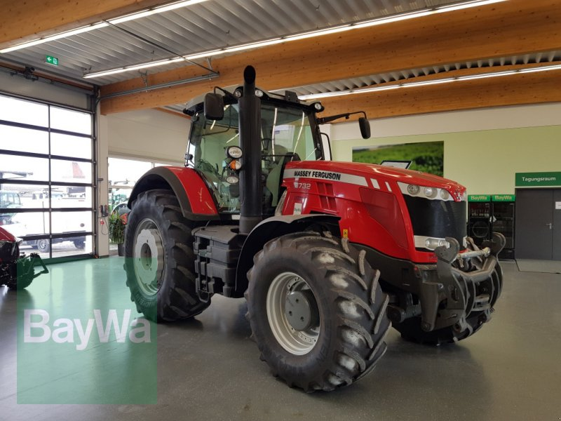 Traktor des Typs Massey Ferguson MF 8732 Dyna-VT  mit neuem Motor, Gebrauchtmaschine in Bamberg (Bild 1)