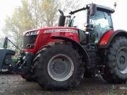 Traktor des Typs Massey Ferguson MF 8740 S Exclusive, Vorführmaschine in Schwechat