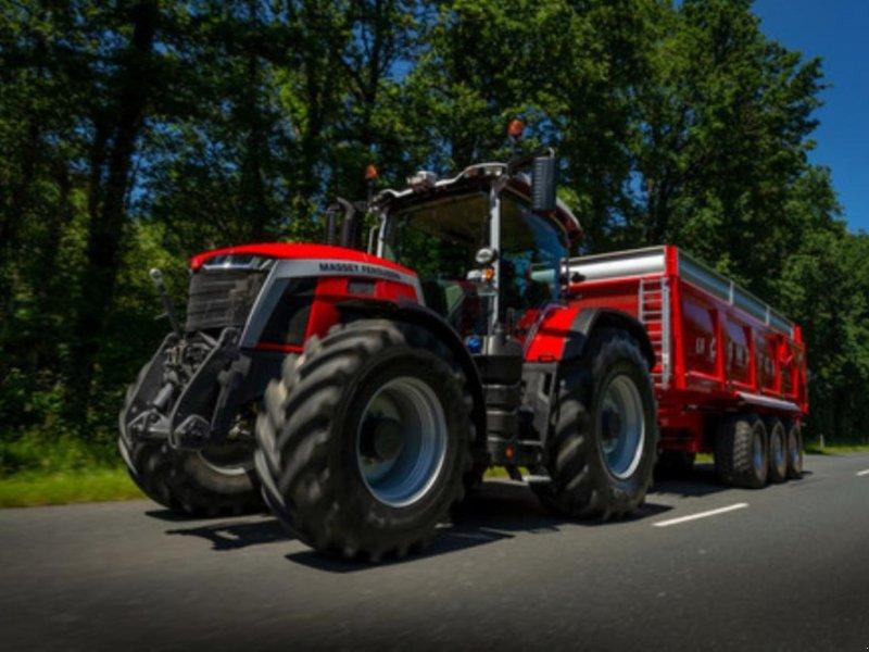 Traktor типа Massey Ferguson MF 8S.265 DYNA E-POW, Gebrauchtmaschine в Toftlund (Фотография 1)