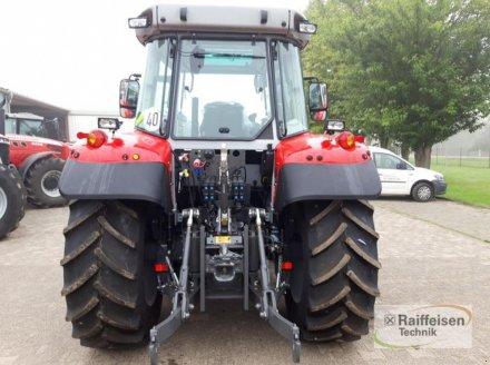 Traktor des Typs Massey Ferguson MF5S 135 D4, Gebrauchtmaschine in Trendelburg (Bild 4)