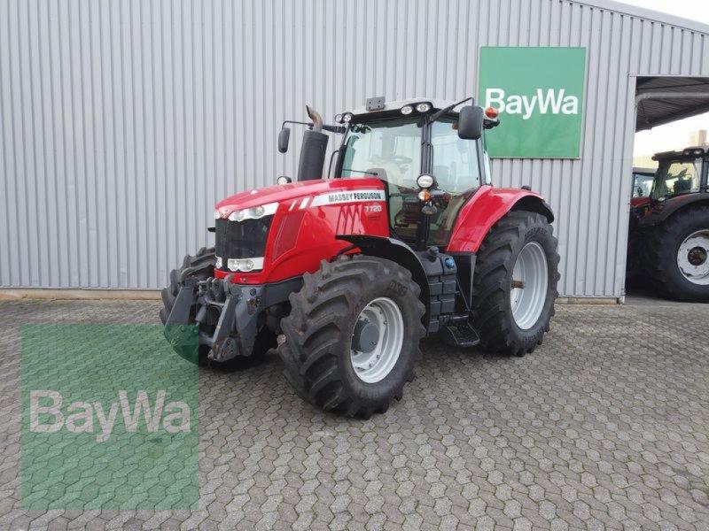 Traktor des Typs Massey Ferguson MF7720 DYNA-VT EXCLUSIVE, Gebrauchtmaschine in Manching (Bild 1)