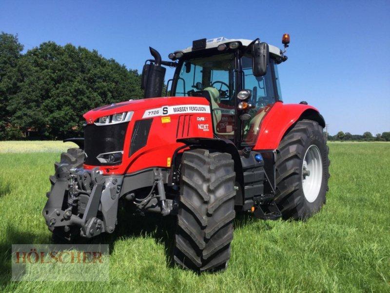 Traktor des Typs Massey Ferguson MF7726, Neumaschine in Warendorf (Bild 1)