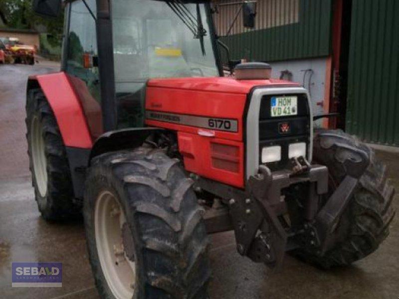 Traktor des Typs Massey Ferguson Traktor 6170 Dynashift, Gebrauchtmaschine in Zweibrücken (Bild 1)