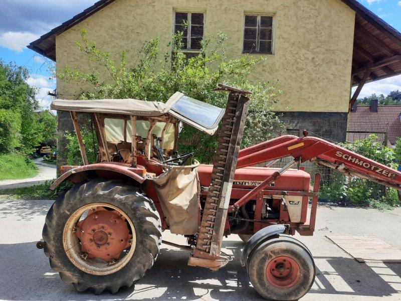 Traktor des Typs Mc Cormick 423, Gebrauchtmaschine in Bartelmesaurach (Bild 1)