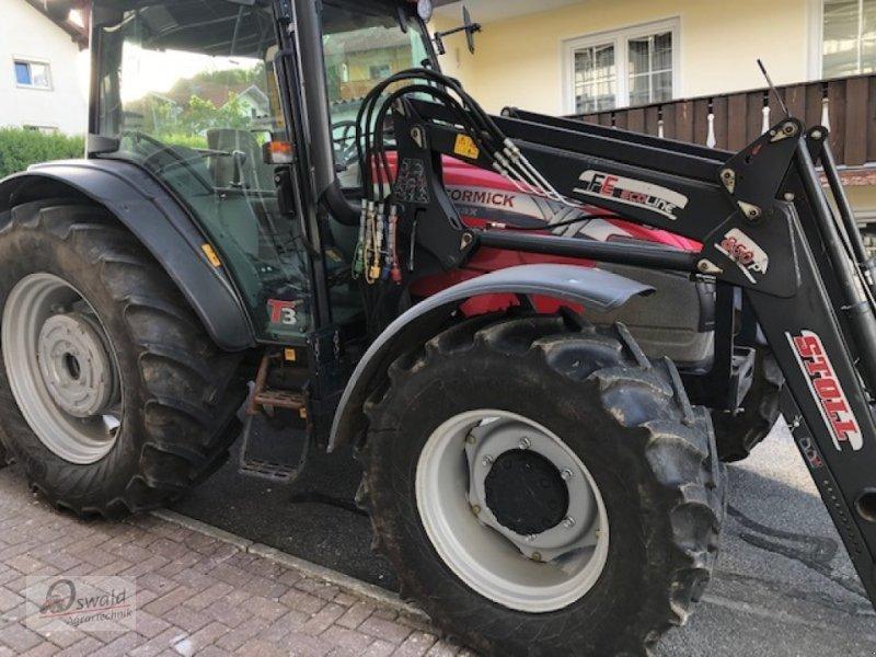 Traktor типа McCormick C 100 max, Gebrauchtmaschine в Regen (Фотография 1)