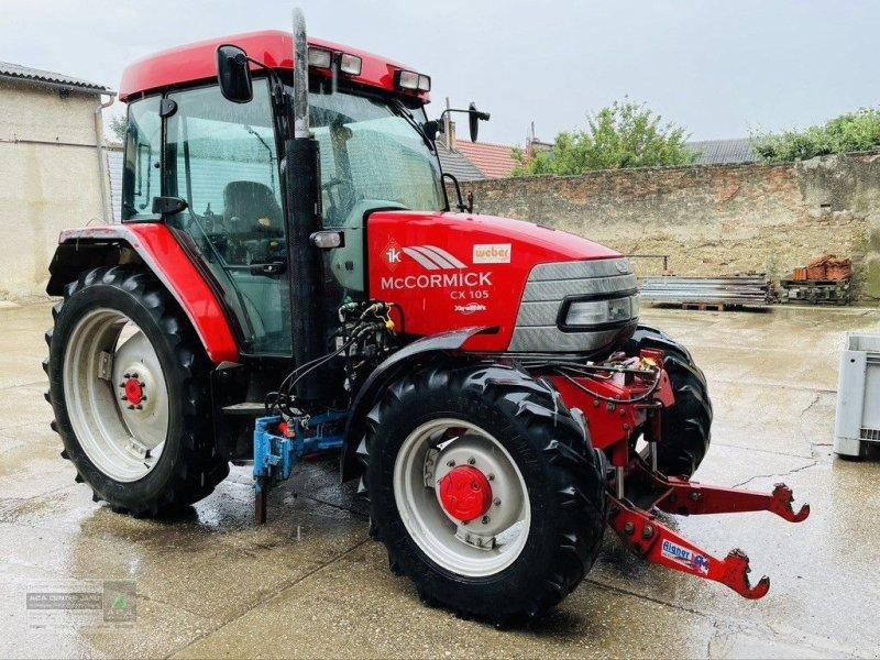 Traktor des Typs McCormick CX 105 XtraShift, Gebrauchtmaschine in Gerasdorf (Bild 1)