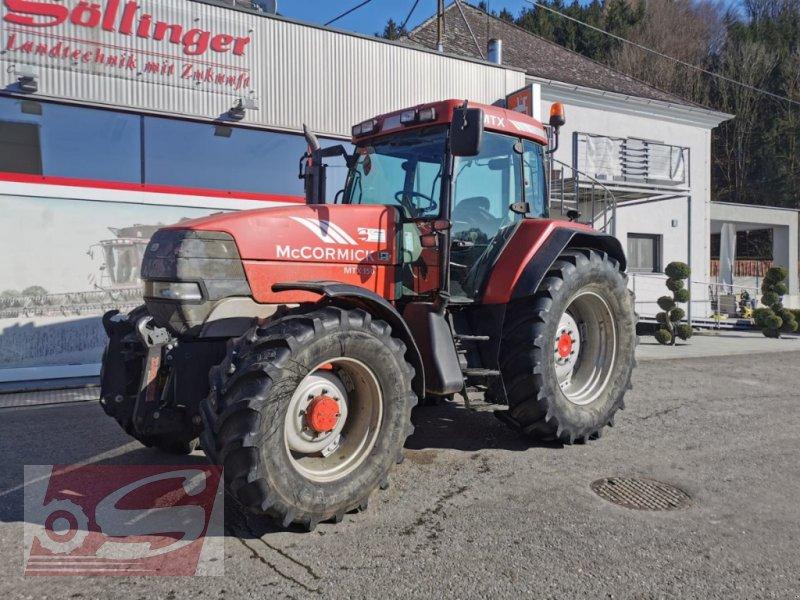 Traktor des Typs McCormick MTX 150, Gebrauchtmaschine in Offenhausen (Bild 1)