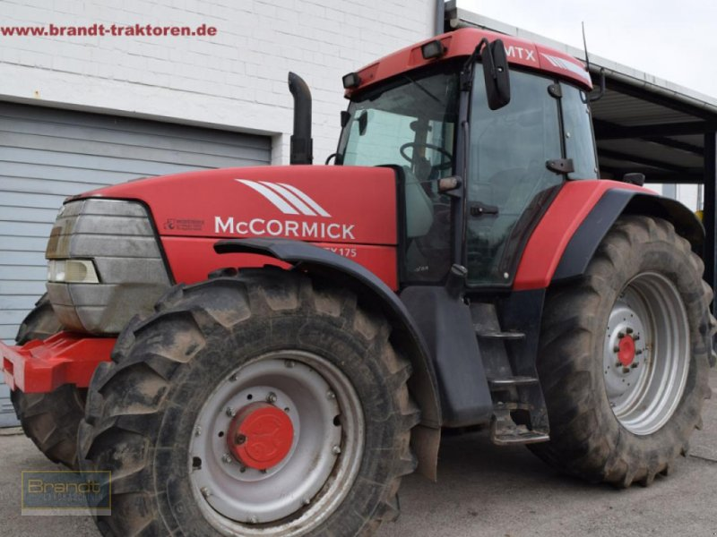 Traktor типа McCormick MTX 175, Gebrauchtmaschine в Bremen (Фотография 1)