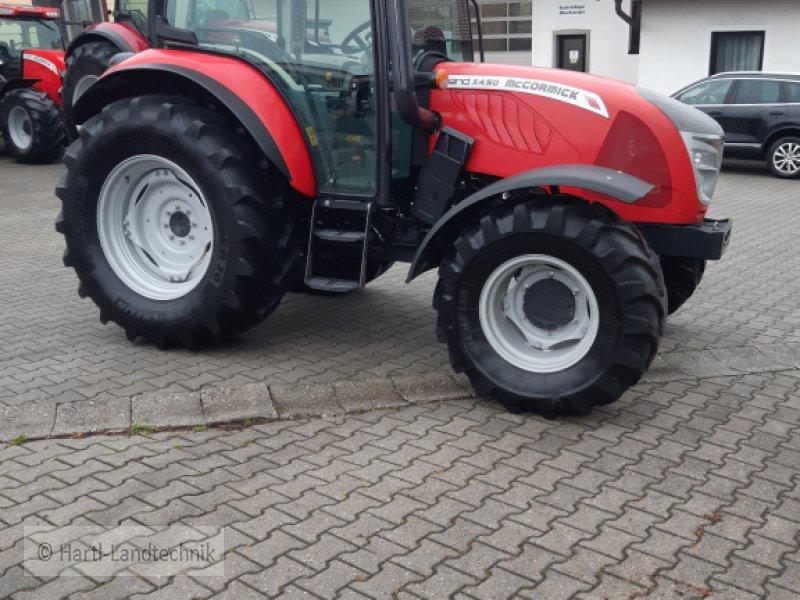 Traktor des Typs McCormick x 4.50, Gebrauchtmaschine in Ortenburg (Bild 3)