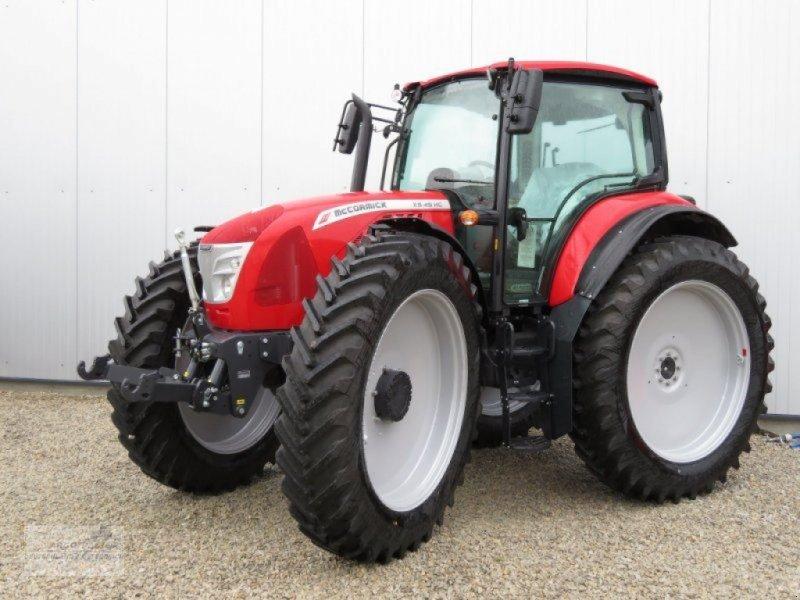 Traktor des Typs McCormick X5.45 HC (Hochrad), Neumaschine in Aresing (Bild 1)