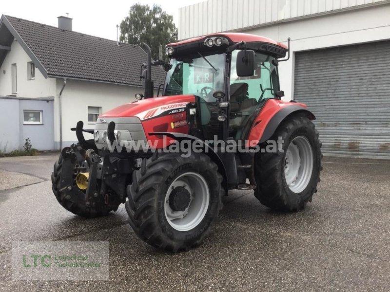 Traktor типа McCormick X60.20 MEGA, Gebrauchtmaschine в Attnang-Puchheim (Фотография 1)
