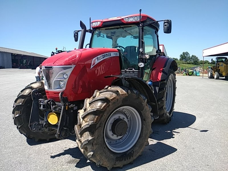 Traktor типа McCormick X7 650, Gebrauchtmaschine в Gueret (Фотография 1)